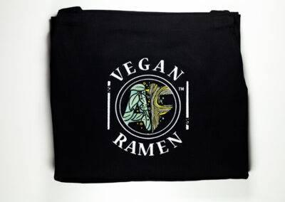 fartuch z logo restauracji
